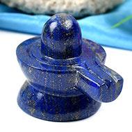 Lapis Lazuli Shivlingam-109 gms