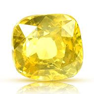 Yellow Sapphire - 5.81 carats