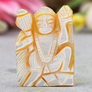 Pearl Hanuman - 9.10 carats