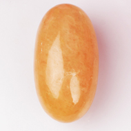 Yellow Jade Lingam