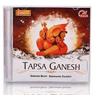Tapsa Ganesh - CD