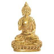 Buddha Statue made in Brass - I