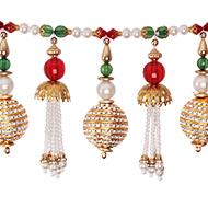 White Beads Toran - I
