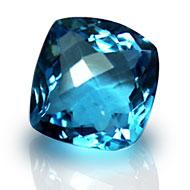Blue  Topaz - 6.30 carats