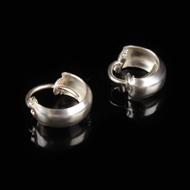 Earrings in Silver - Design XI