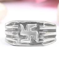 Swastik Ring - Design I