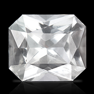 White Sapphire - 5.49 Carats