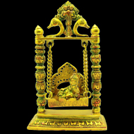 Bal Krishna on Swing - Small