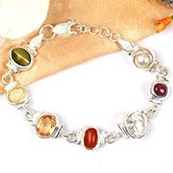 Mahashakti Ratna Kavacham - Fine quality gems