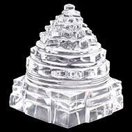 Shree Yantra in Sphatik - 61 to 70 gms - I