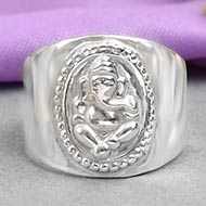 Ganesha Ring - Design I