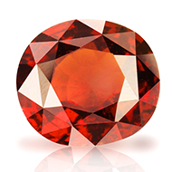 Hessonite Garnet (Gomed) - 23.55 Carats