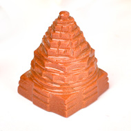 Shree Yantra in Sunstone - 47 gms