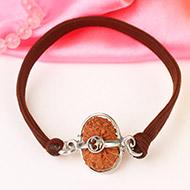Bhumi Devi bracelet - J - Collector Bead