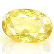 Yellow Sapphire - 5.48 carats