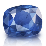 Blue Sapphire - 3.93 carats