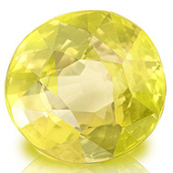 Yellow Sapphire - 3.01 carats