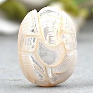 Pearl Ganesh - 25.40 carats