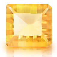 Yellow Citrine Superfine Cutting - 6.20 carats - Emerald