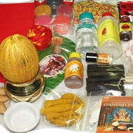 Ganesh Puja Kit with DVD