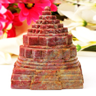 Ruby Shree Yantra - 915 gms