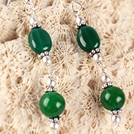 Green Aventurine Goodies Earring