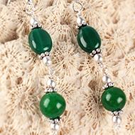 Green Aventurine Goodies Earring