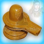 Shivalinga in Yellow Jasper - 69 gms