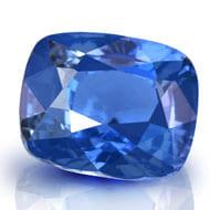 Blue Sapphire - 5.87 carats