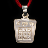 Siddh Guru Yantra Locket