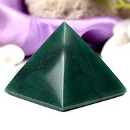 Columbian Green Jade Pyramid - 154 gms