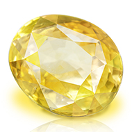 Yellow Sapphire - 5.13 carats