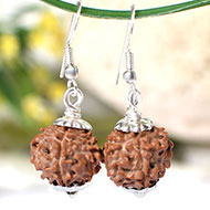5 mukhi Earrings