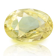 Yellow Sapphire - 2.46 carats