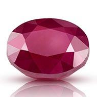Mozambique Ruby - 4.320 Carats