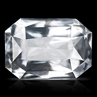 White Sapphire - 3.01 Carats