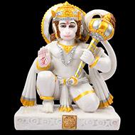 Blessing Hanuman Murti