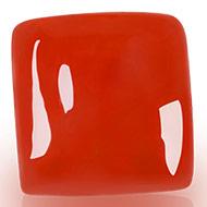 Red Italian Coral - 5.10 carats - II