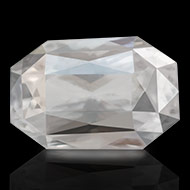 White Sapphire - 3.65 carats