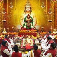 Hanuman Jayanti Maha Puja - 27th April