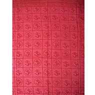 Om Shawl in soft cotton