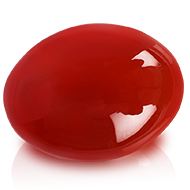 Red Carnelian - 17.50 carats
