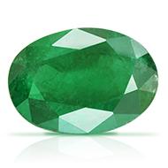Emerald 6 Carats Zambian - Oval