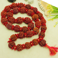 Mahalaxmi Kantha - Collector beads