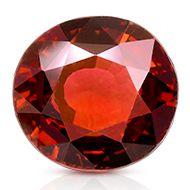 Red Garnet - Ceylon - 5.85 Carats
