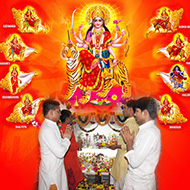 Nav Durga Maha Pujan