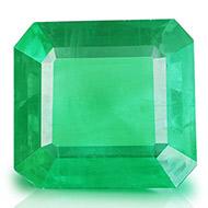 Emerald 3.87 carats Zambian