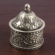 Pure Silver Container - I