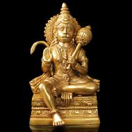 Blessing Hanuman - IV