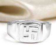 Swastik Ring
